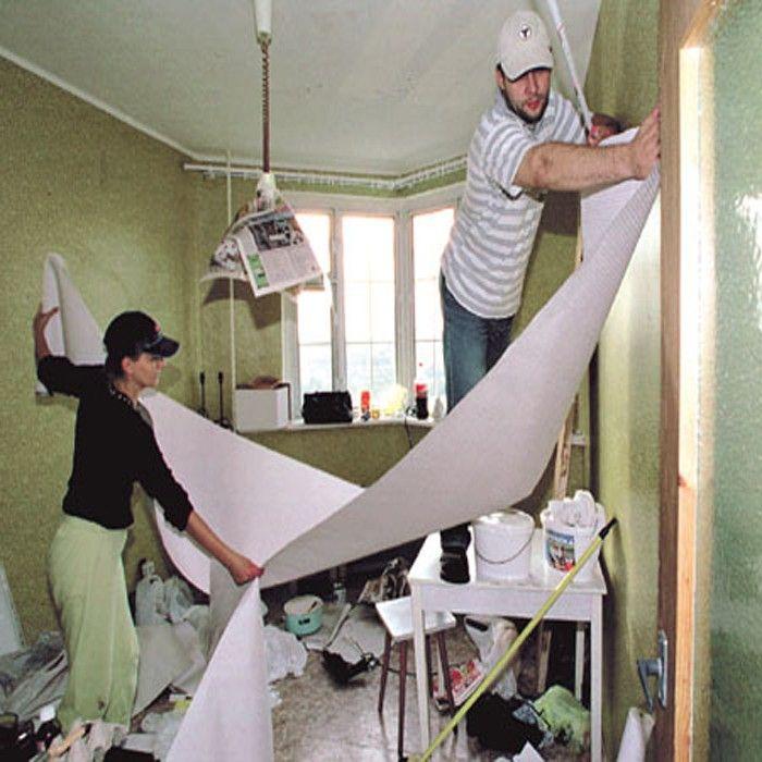 Поздравления в доме после ремонта
