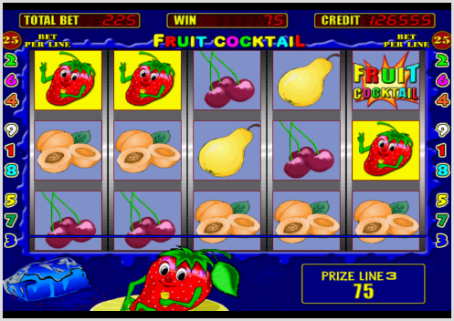 играть в клубничку игровые автоматы