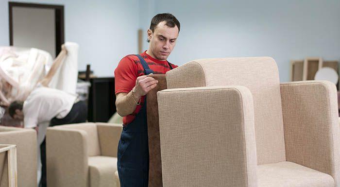 Производство мебели мягкой