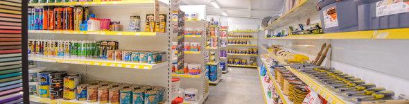 открытие магазина стройматериалов