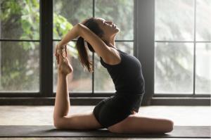 Почему стоит сходить на йогу