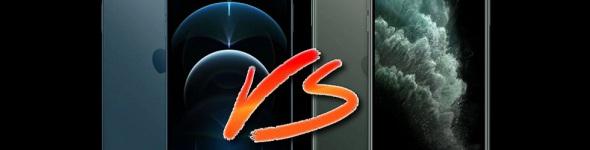 Разница iPhone 12 Pro от iPhone 11 Pro