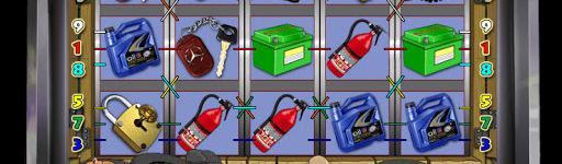 Обзор игрового автомата «Garage»